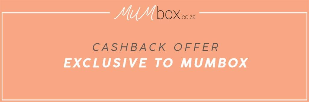 cash back offer mumbox