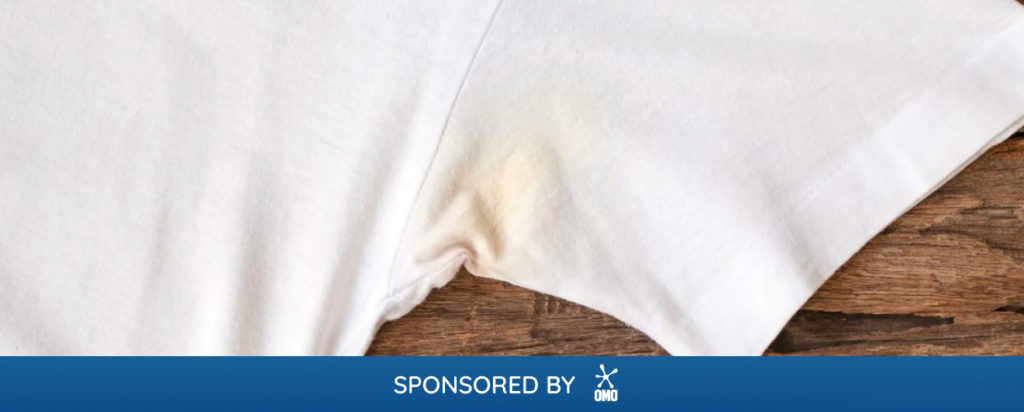 How to Remove Deodorant Stains [Sponsored by OMO]